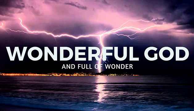 wonderful god